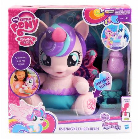 My Little Pony Księżniczka Flurryheart Mówi Po Polsku Hasbro