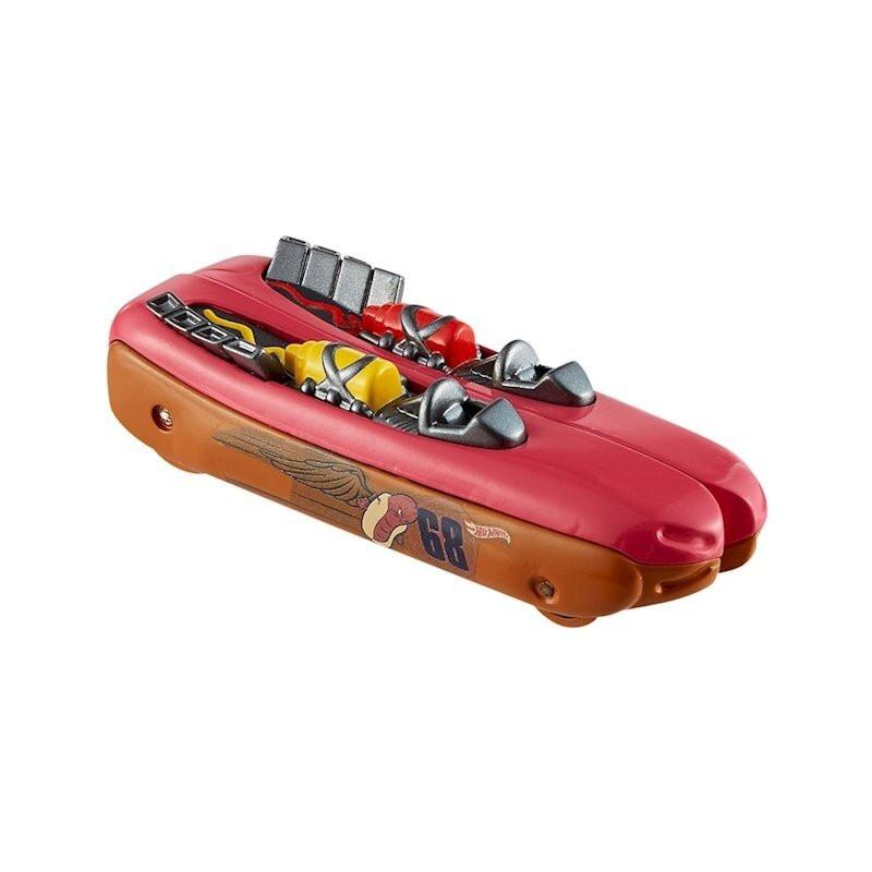 Hot Wheels Automagnesiaki HOT DOGGER Mattel