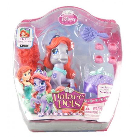 Cobi Palace Pets Kucyk Seashell Disney Princess + Akcesoria