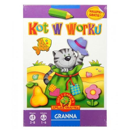 Gra KOT W WORKU Granna