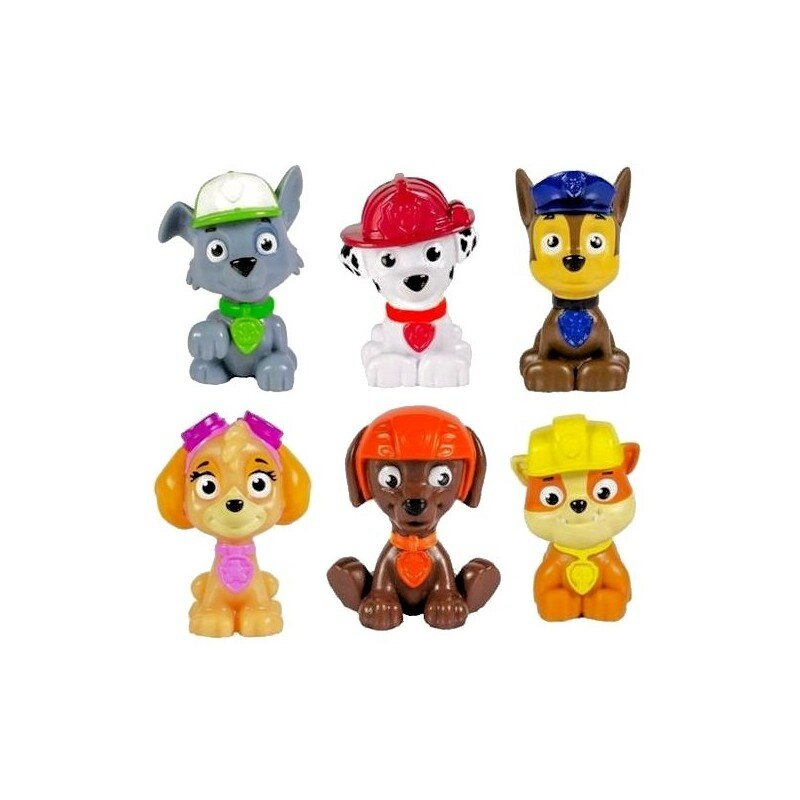 Psi Patrol zestaw 6 figurek Spin Master