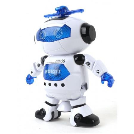 ROBOT NauGoTy na baterie Tańczy i świeci