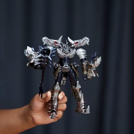 Auto Robot Transformers Sideswipe Światło i dźwięk DICKIE