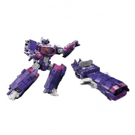Figurka Transformers Combiner Wars SHOCKWAVE Hasbro