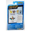 Figurki Pokemon Popplio vs Pikachu TOMY
