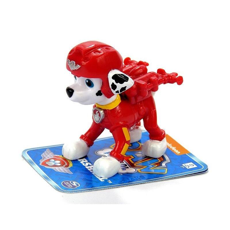 Figurka Psi Patrol Pies Strażak Ratownik Marshall Spin Master