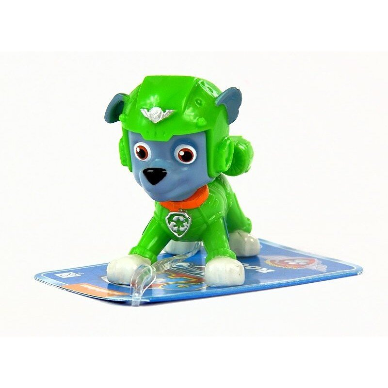 Figurka Psi Patrol Eko-Szczeniak Rocky Spin Master