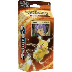 Pokemon XY12 Evolutions Pikachu Power Theme Deck