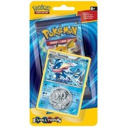 Pokemon XY12 Evolutions GRENINJA Checklane Blister