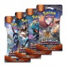 Pokemon Sun & Moon 3: Burning Shadows Sleeved Booster