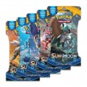 Pokemon Sun & Moon Sleeved Booster
