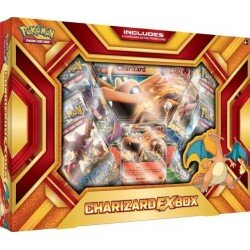 Pokemon Charizard-EX Box - Fire Blast