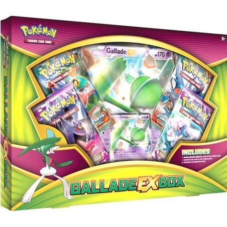 Pokemon Gallade-EX Box