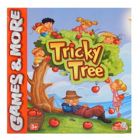 Gra familijna Sprytne drzewko - spadające jabłka SMOBY