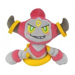 Maskotka z bajki Pokemon Hoopa Confined Tomy