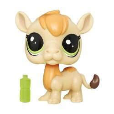 Figurka Wielbłąd Garbanzo Hillville Littlest Pet Shop Hasbro
