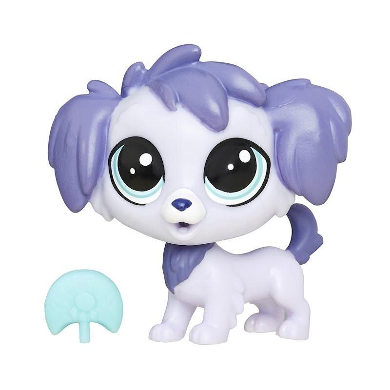 Figurka Piesek Petey Plumford Littlest Pet Shop Hasbro