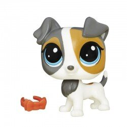 Figurka Piesek Scamps Russo Littlest Pet Shop Hasbro