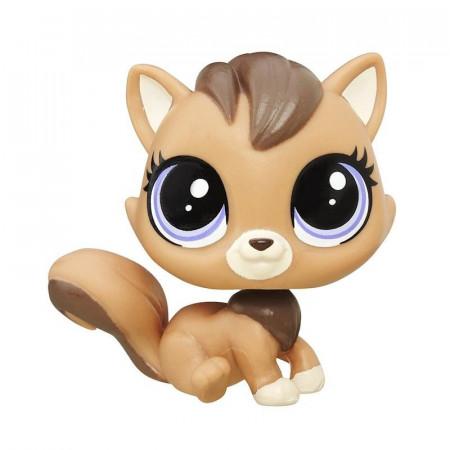 Figurka Kotek Sweetly Ganache Littlest Pet Shop Hasbro