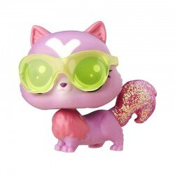 Figurka Kotek Fluff Kittery Littlest Pet Shop Hasbro