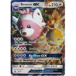 Pokemon Bewear-GX Box