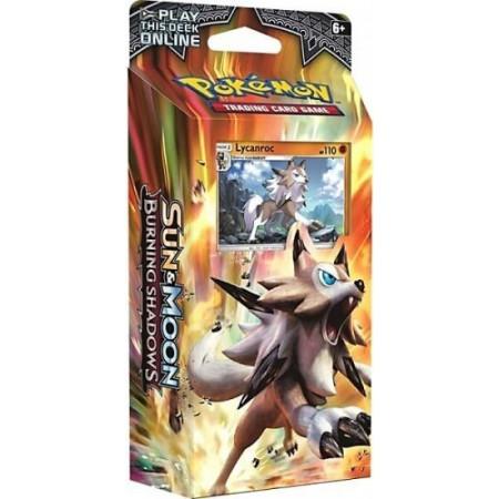 Pokemon Burning Shadows ROCK STEADY Theme Deck