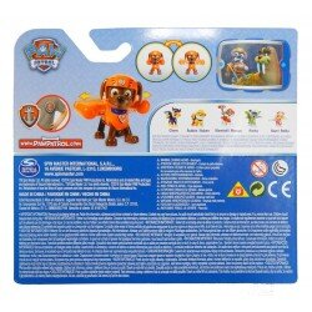 Psi Patrol Figurka z Odznaką ZUMA Spin Master