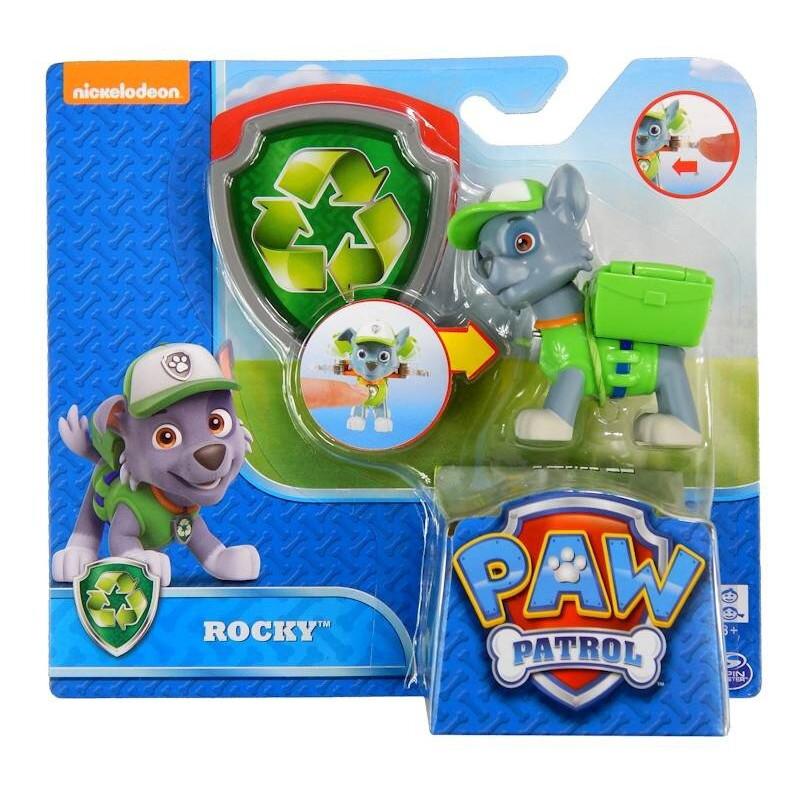 Psi Patrol Figurka z Odznaką ROCKY Spin Master