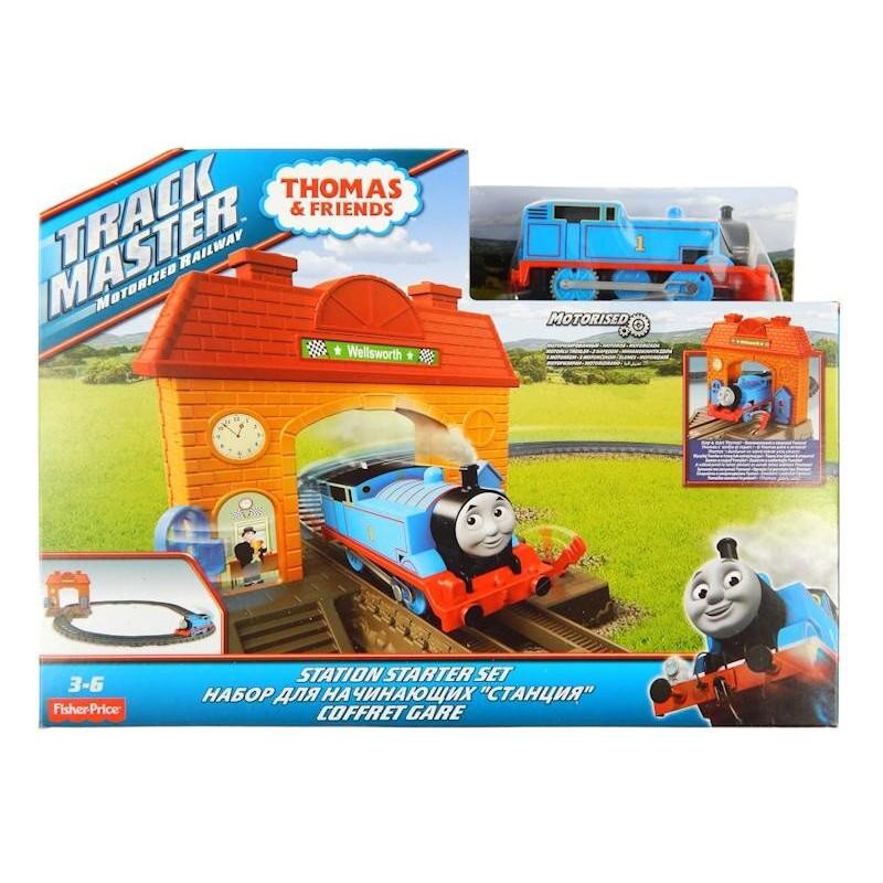 Tomek i Przyjaciele Zestaw Startowy TrackMaster