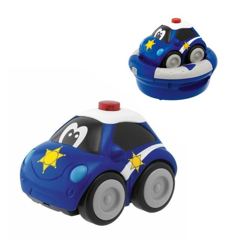 Chicco RC Zdalnie Sterowany Samochód Policyjny dla Maluszka