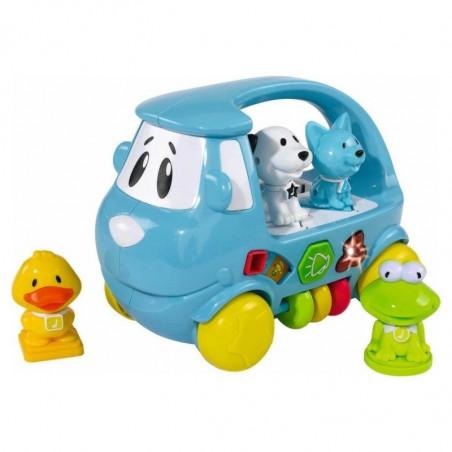 ABC Zabawny Autobus Simba