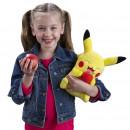 Tomy Pokemon Pikachu z jabłkiem Maskotka