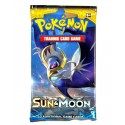 Pokemon Sun & Moon Booster