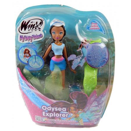 Lalka Winx Club Layla Odkrywczyni Odysei