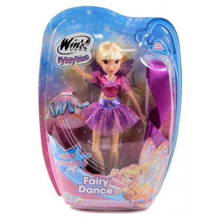 Lalka Stella Tańcząca Wróżka Winx Club