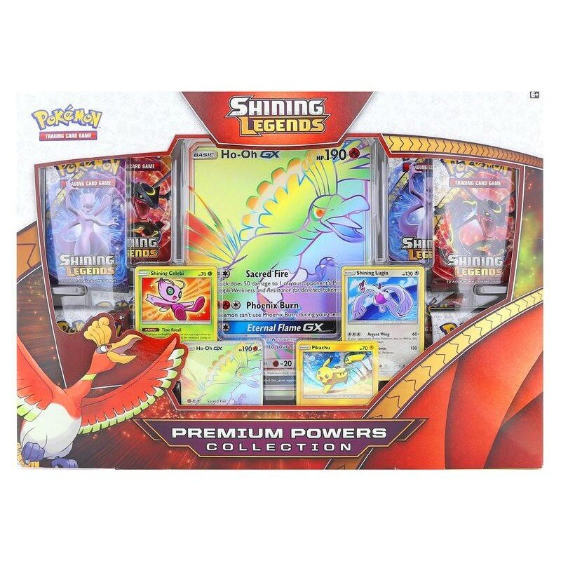 Pokemon Shining Legends PREMIUM POWERS Collection