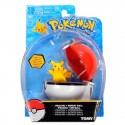 Figurka Pokemon Eevee i Luxury Ball