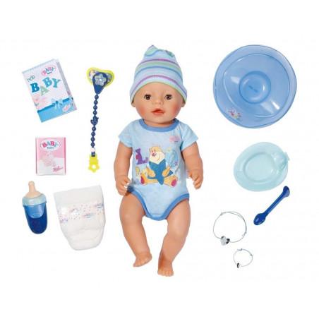 Lalka Interaktywna Baby Born Chłopiec Zapf Creation