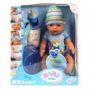 Lalka Interaktywna Baby Born Chłopiec