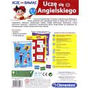 Clementoni Uczę się Angielskiego 5-7 lat Gra Edukacyjna