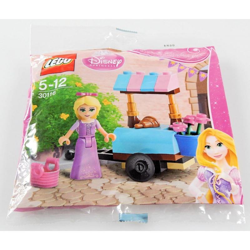 Klocki Lego Disney Princess Roszpunka Na Targu