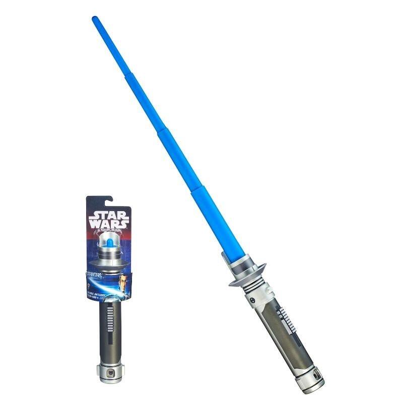 Star Wars Rebels Kanan Jarrus rozkładany Miecz Świetlny HASBRO