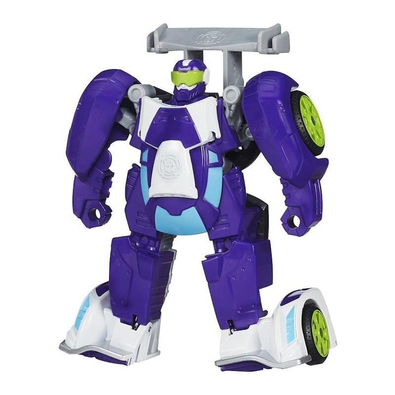 Transformers Rescue Bots BLURR WYŚCIGÓWKA
