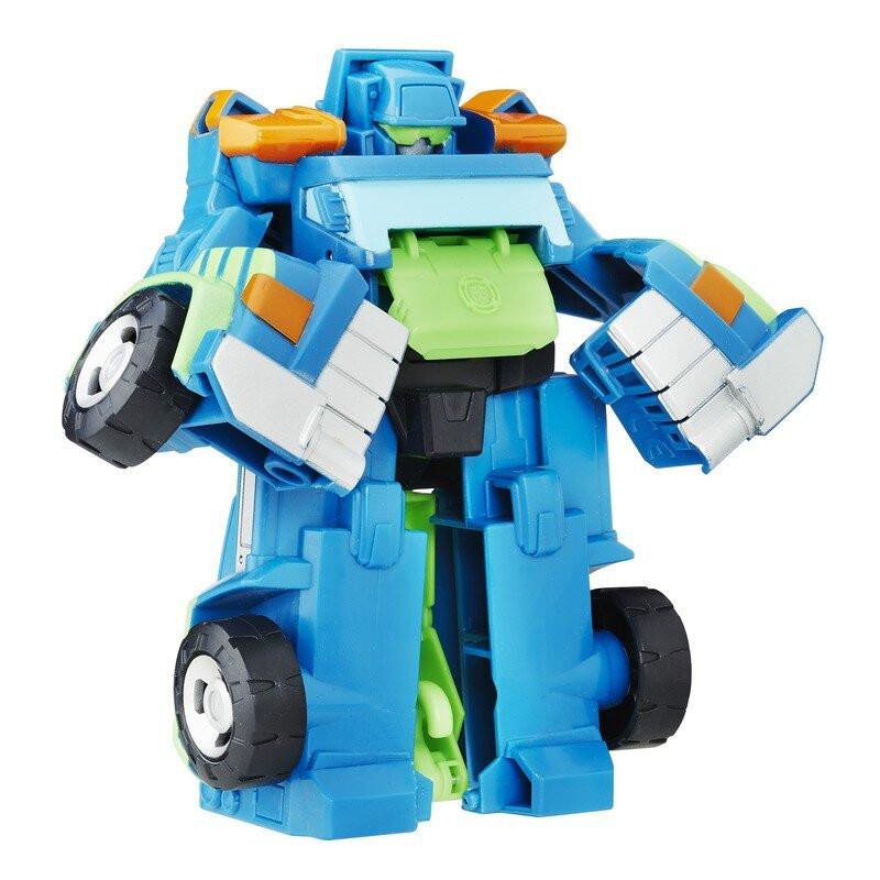 Transformers Rescue Bots HOIST HOLOWNIK