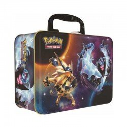 Pokemon Collectors Chest 2018 Treasure Tin