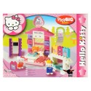 Klocki Hello Kitty Różowy Sklepik PlayBIG 44 elementy
