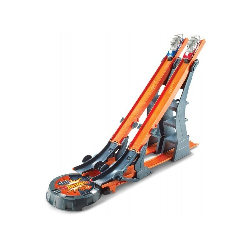 Hot Wheels Odjazdowy Pojedynek zestaw Mattel