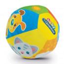 Baby Clementoni Piłka Muzykalne Zwierzaki do Raczkowania Disney