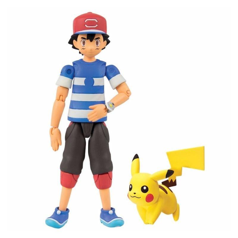 Pokemon Greninja ruchoma figurka TOMY