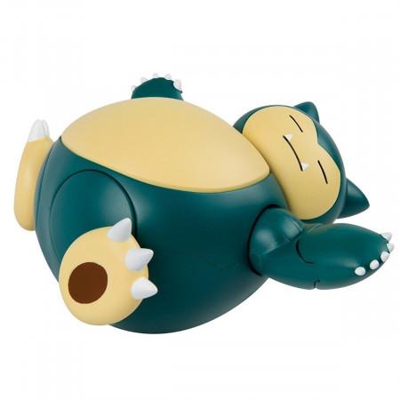 Pokemon Snorlax z miękkim brzuszkiem - ruchoma figurka TOMY